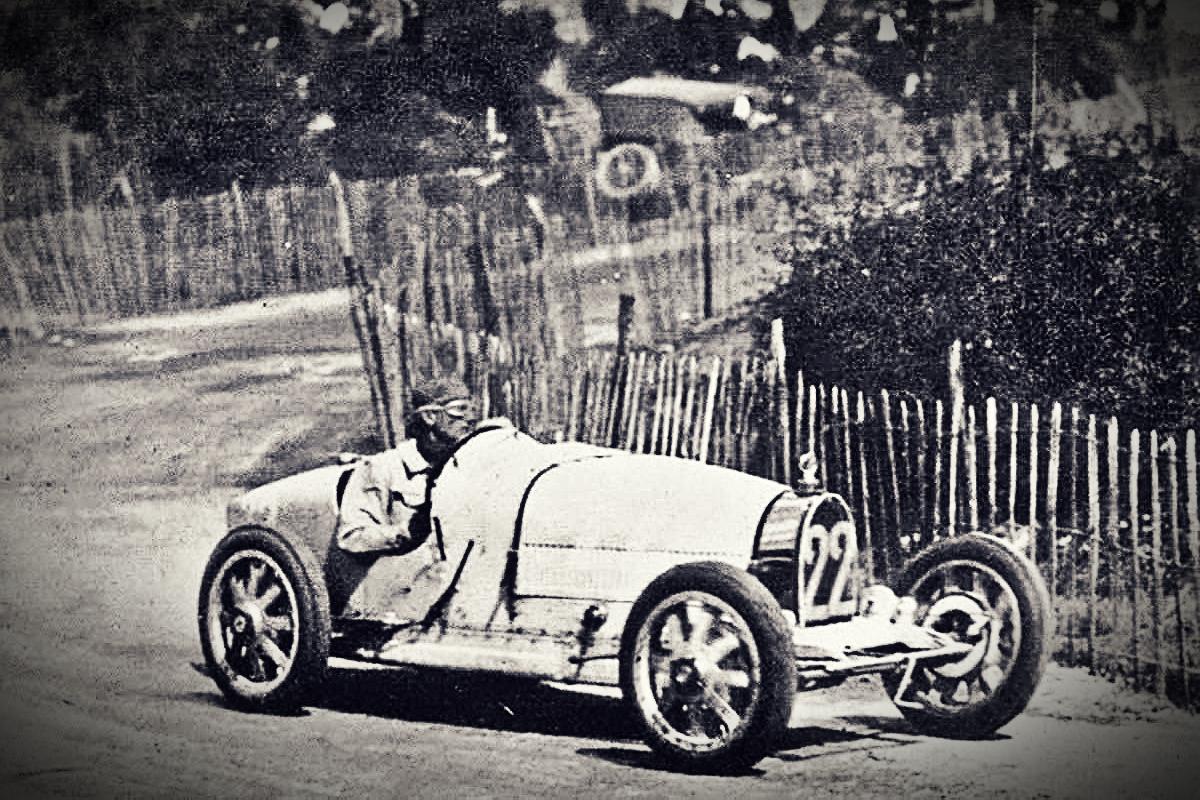Bugattis attract the big bucks