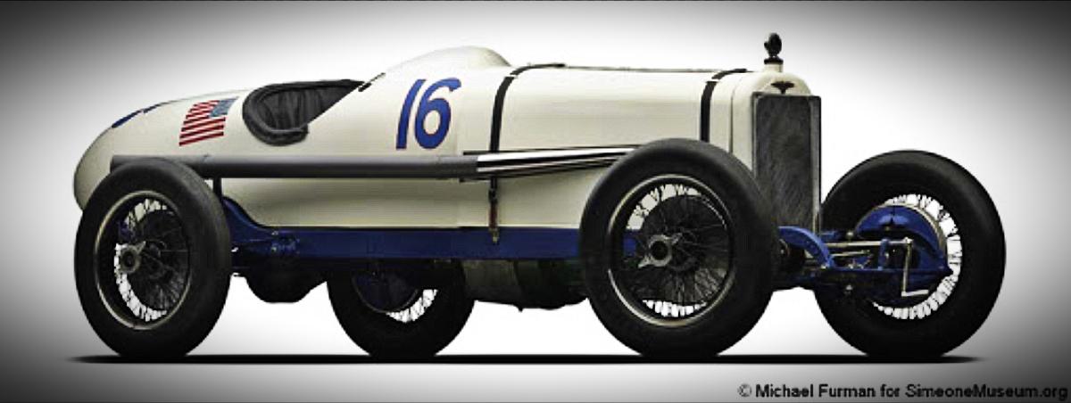 Duesenberg GP car 1921