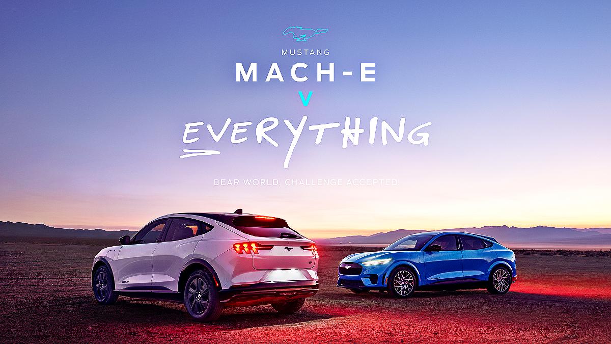 Mach E v Everything 1