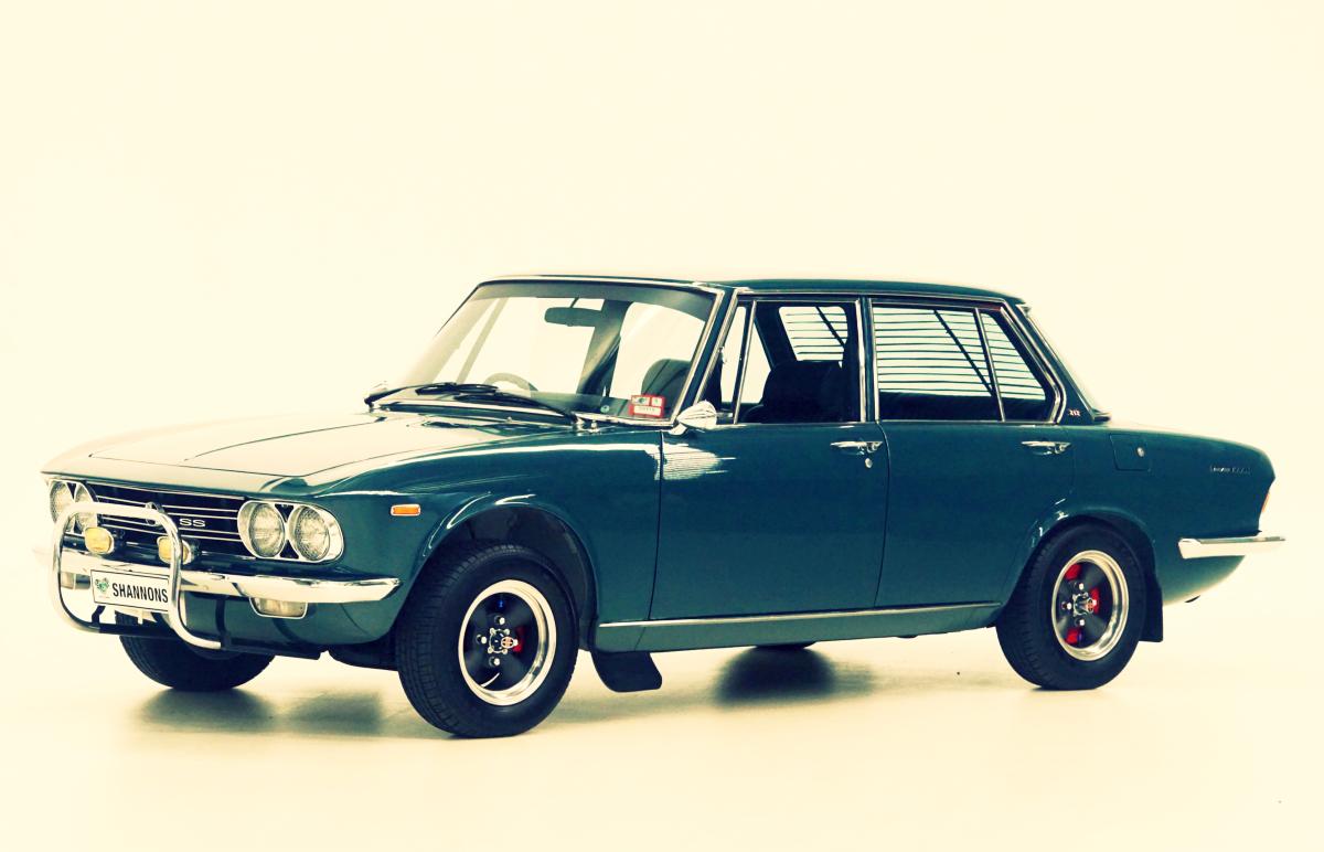 Mazda 1500 SS