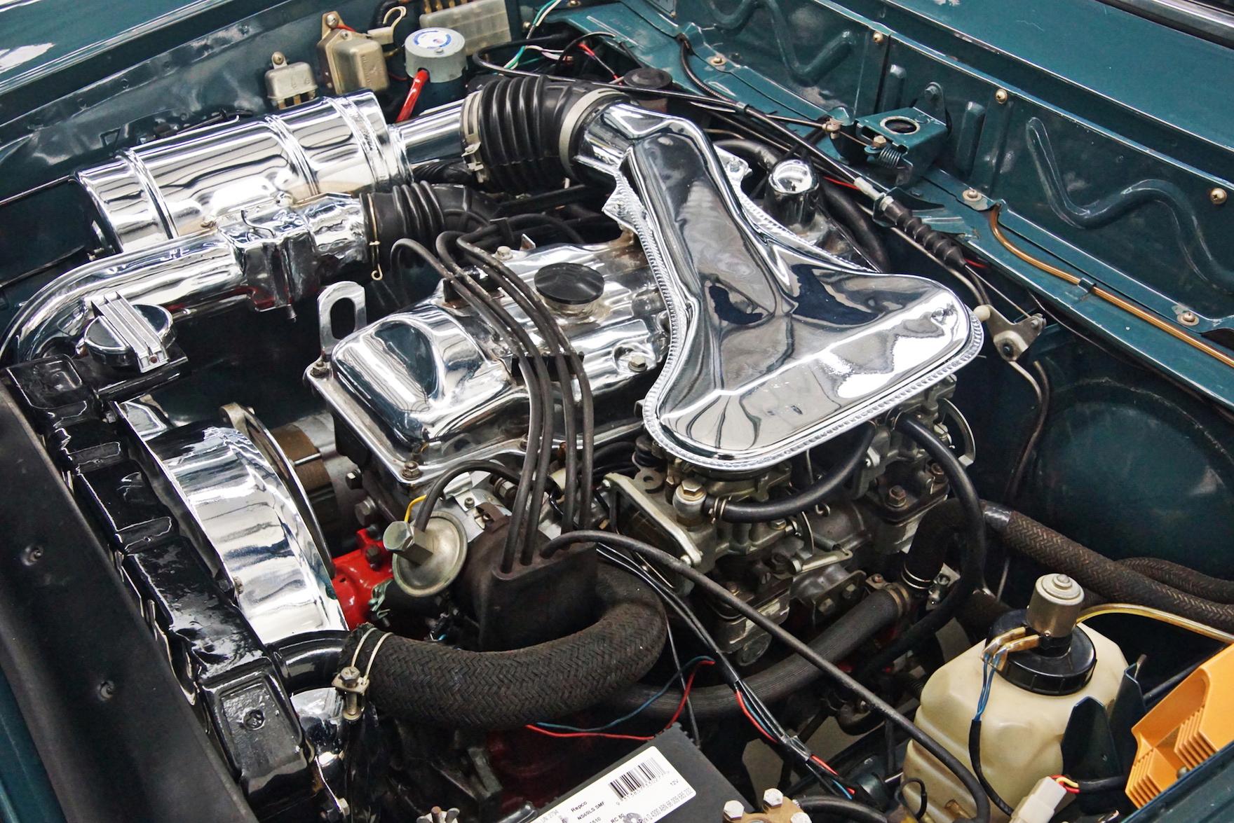 Mazda 1500 motor