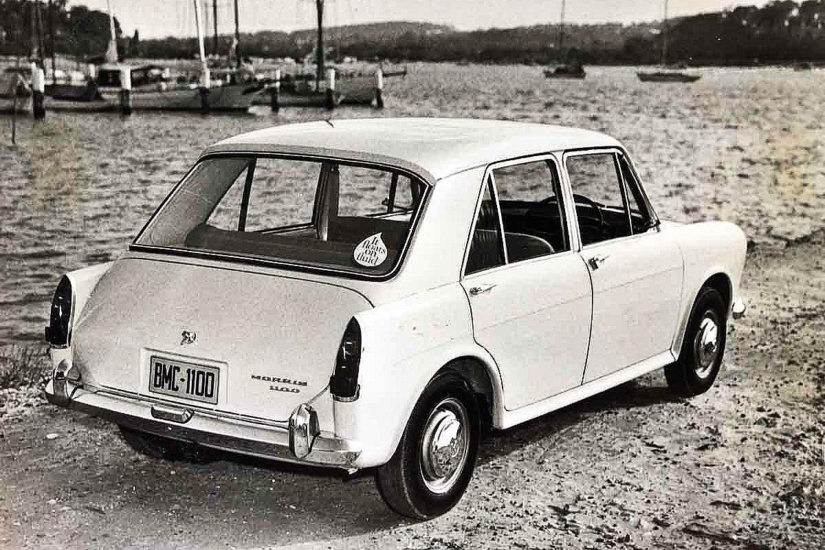 Morris 1100 2