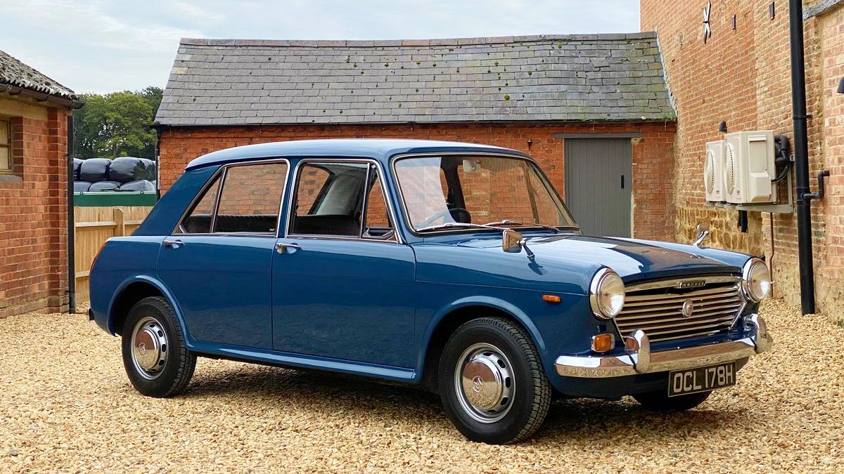 Morris 1100 5