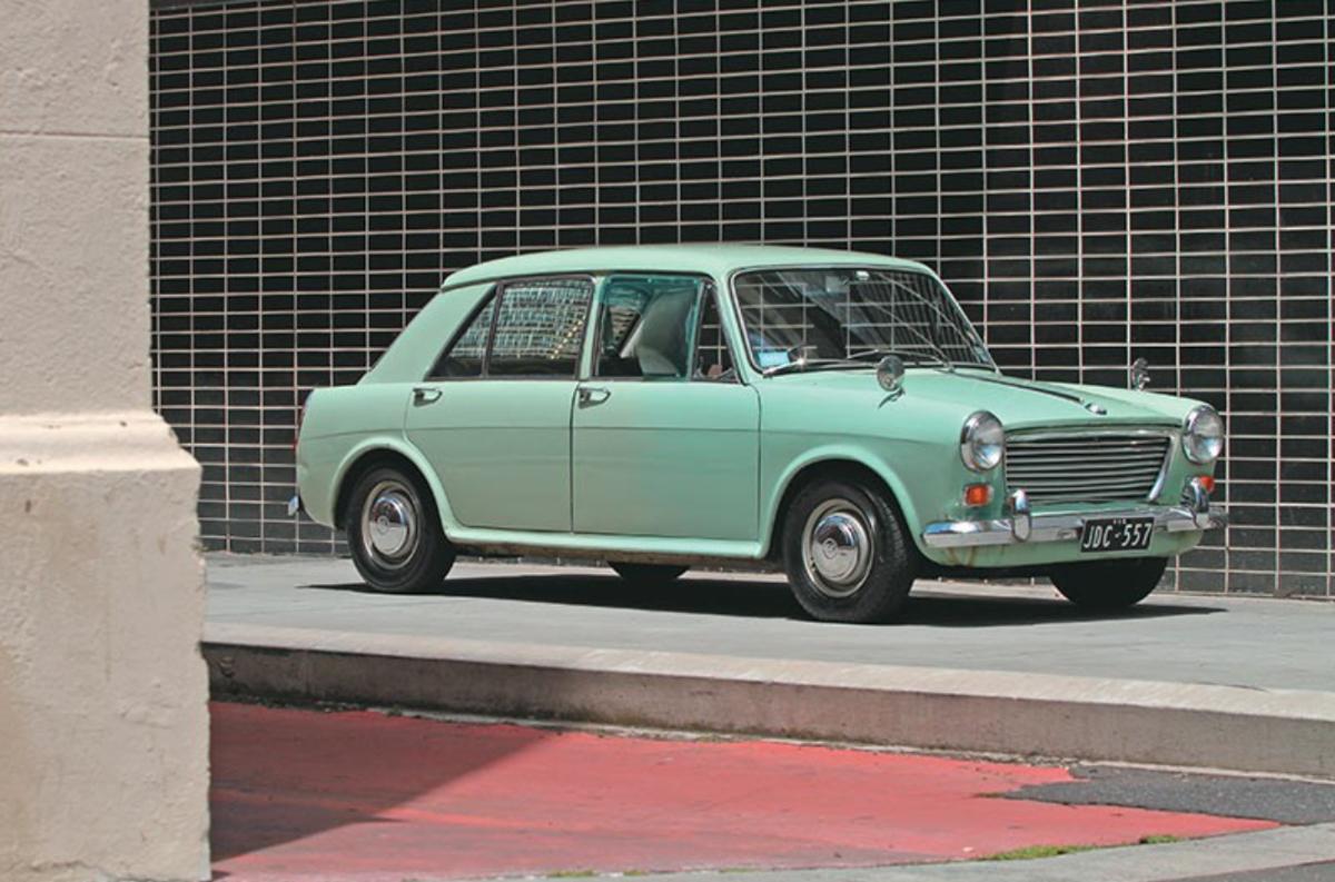 Morris 1100 7