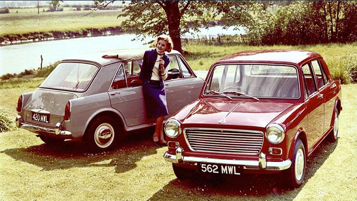Morris 1100 8
