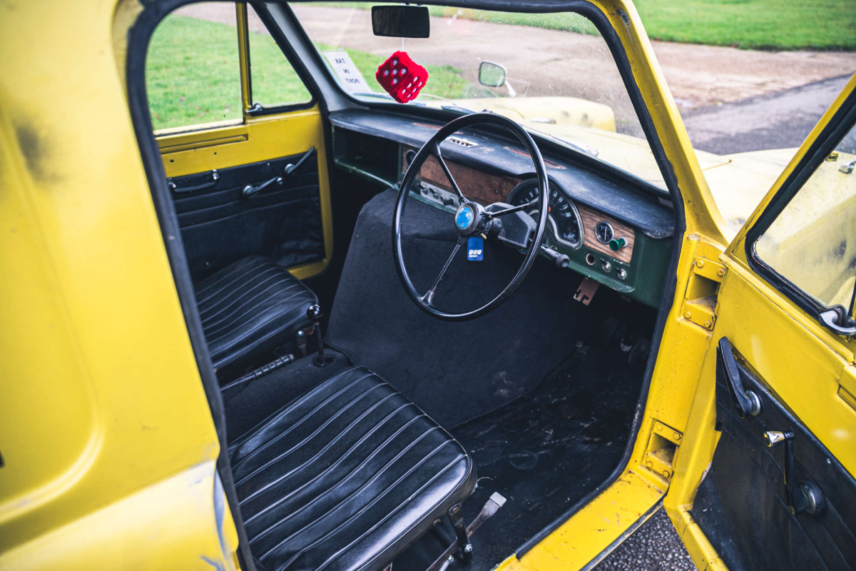 Only Fools and Horses Reliant 5
