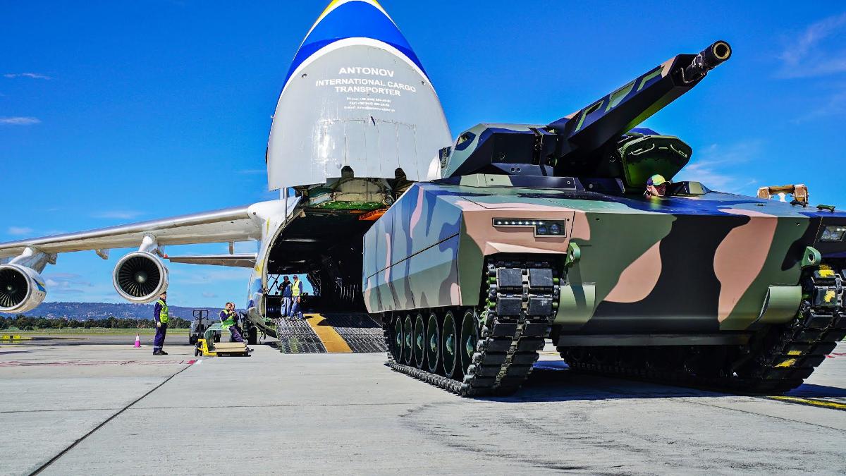 Rheinmetall Lynx 4