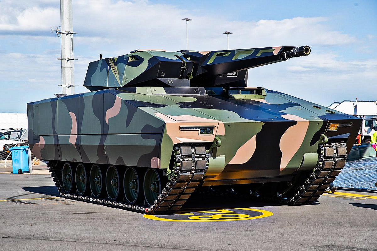 Rheinmetall Lynx 7