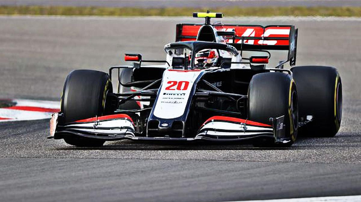 haas Formula 1 team