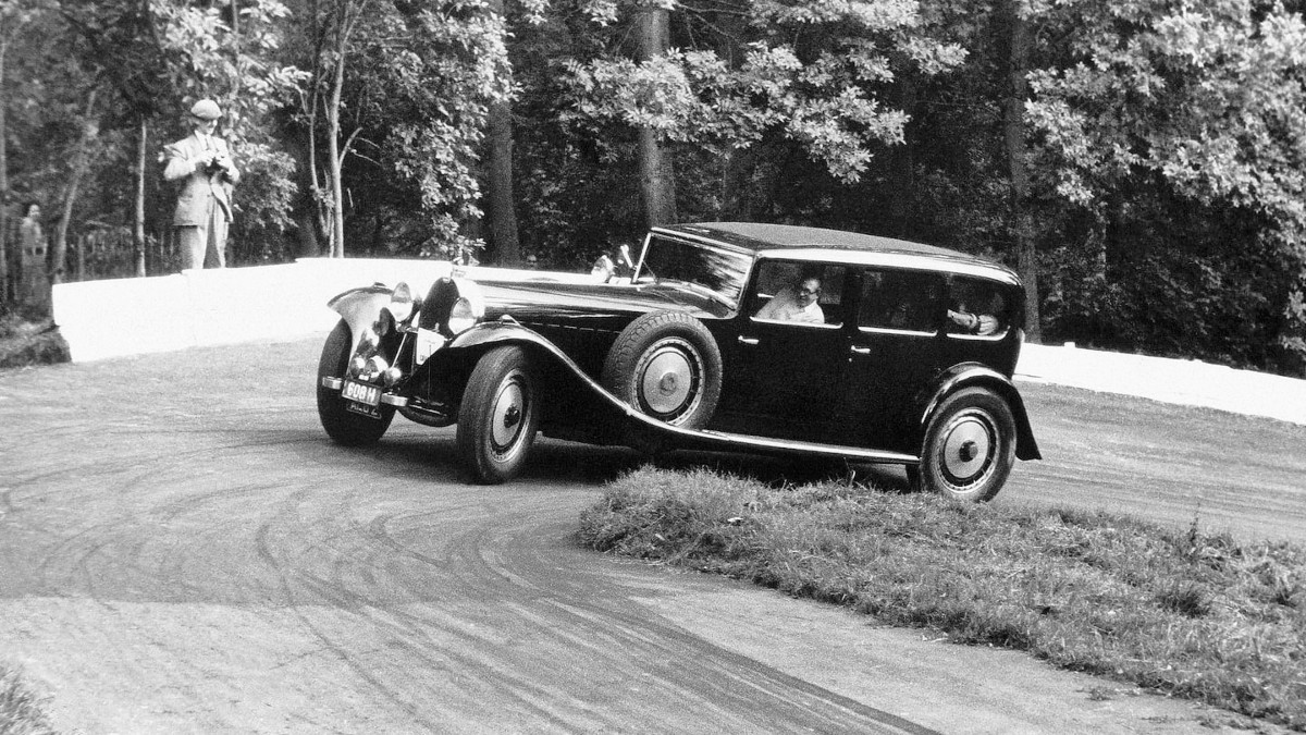 1930 Bugatti Royale Berline de Voyage 3