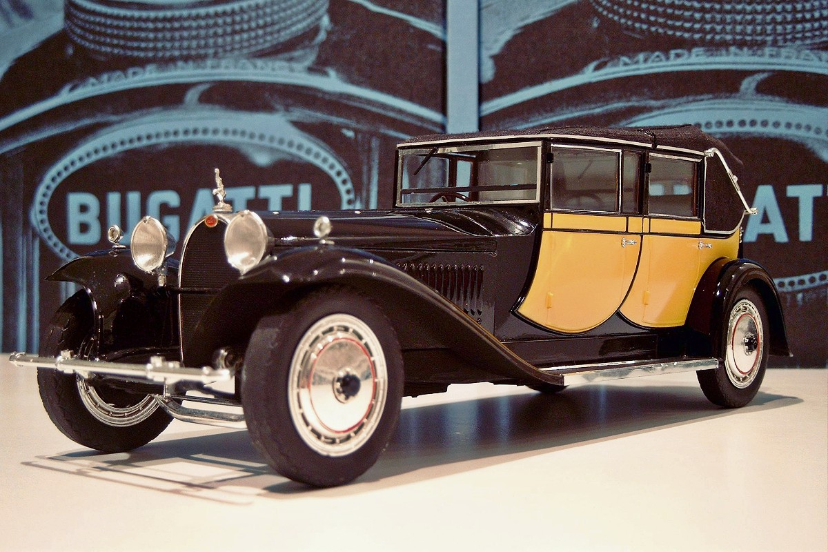 1930 Bugatti Royale Berline de Voyage 6