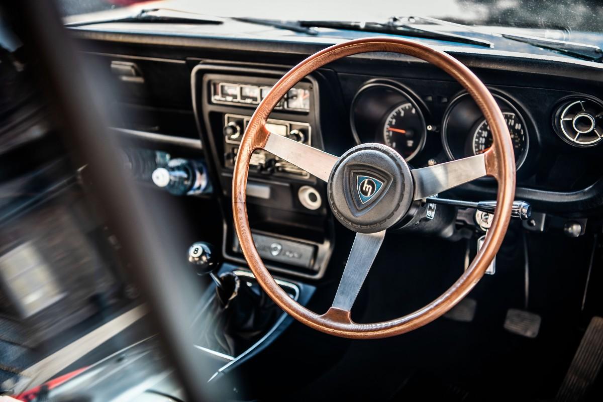 1970s Mazda RX 3 1