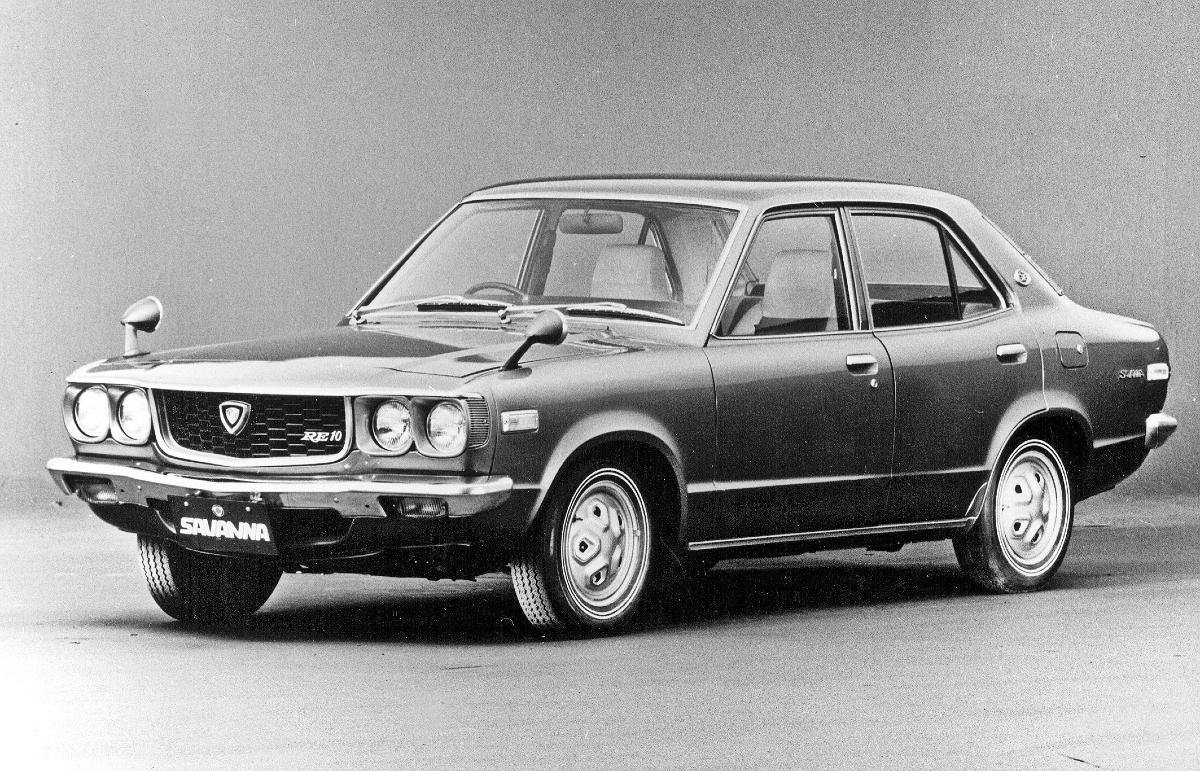 1970s Mazda RX 3 12