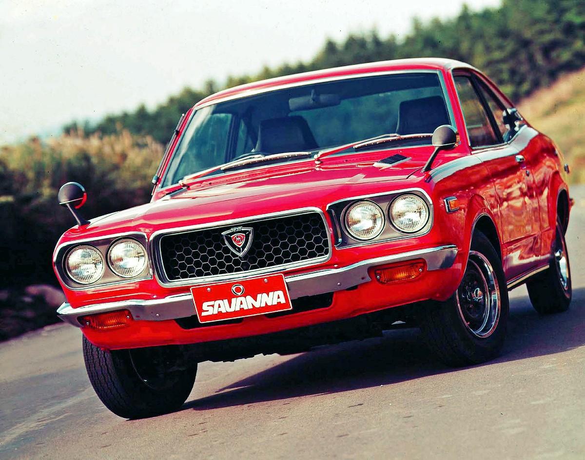 1970s Mazda RX 3 13