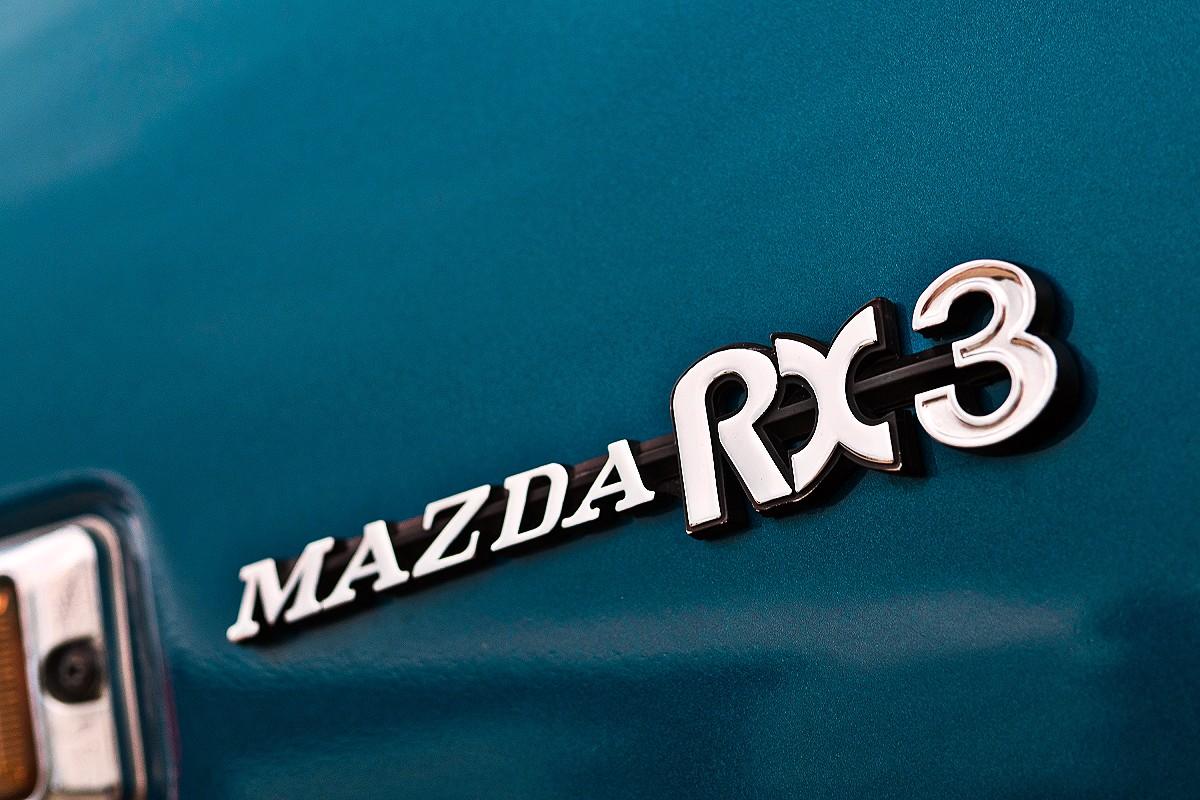 1970s Mazda RX 3 6