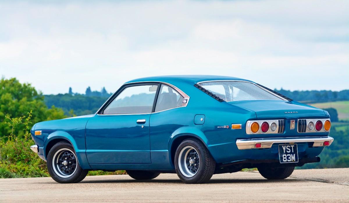 1970s Mazda RX 3 7