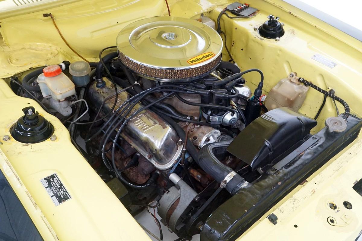 1972 Ford Capri V8 Perana 1