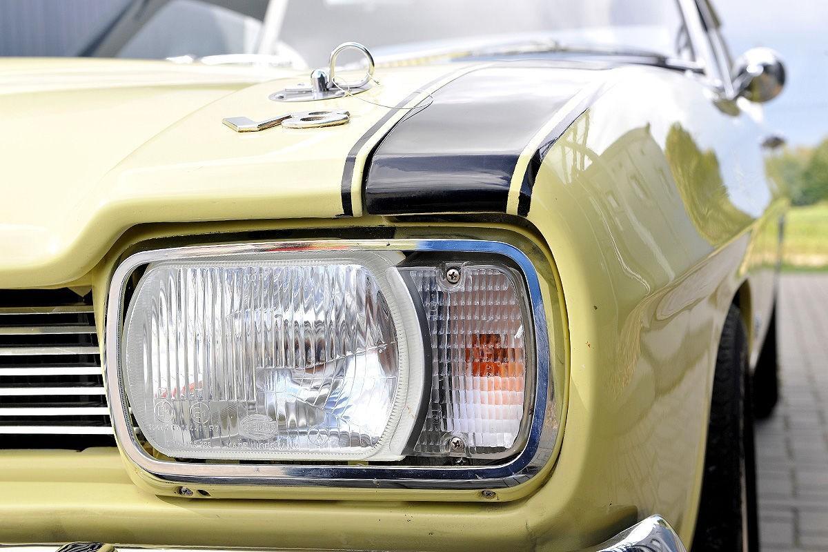 1972 Ford Capri V8 Perana 10