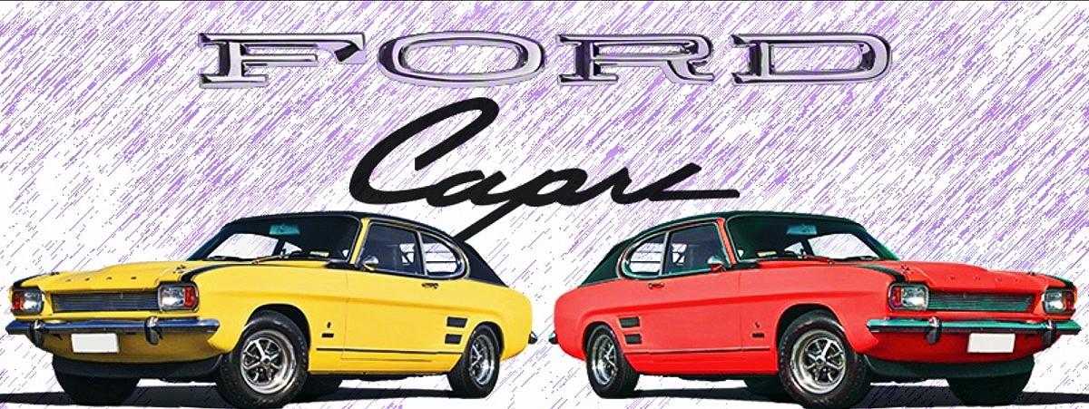 1972 Ford Capri V8 Perana 15