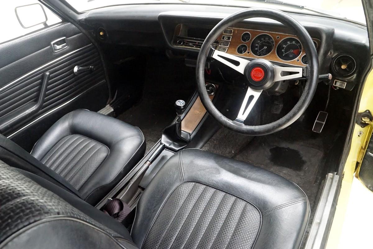 1972 Ford Capri V8 Perana 2