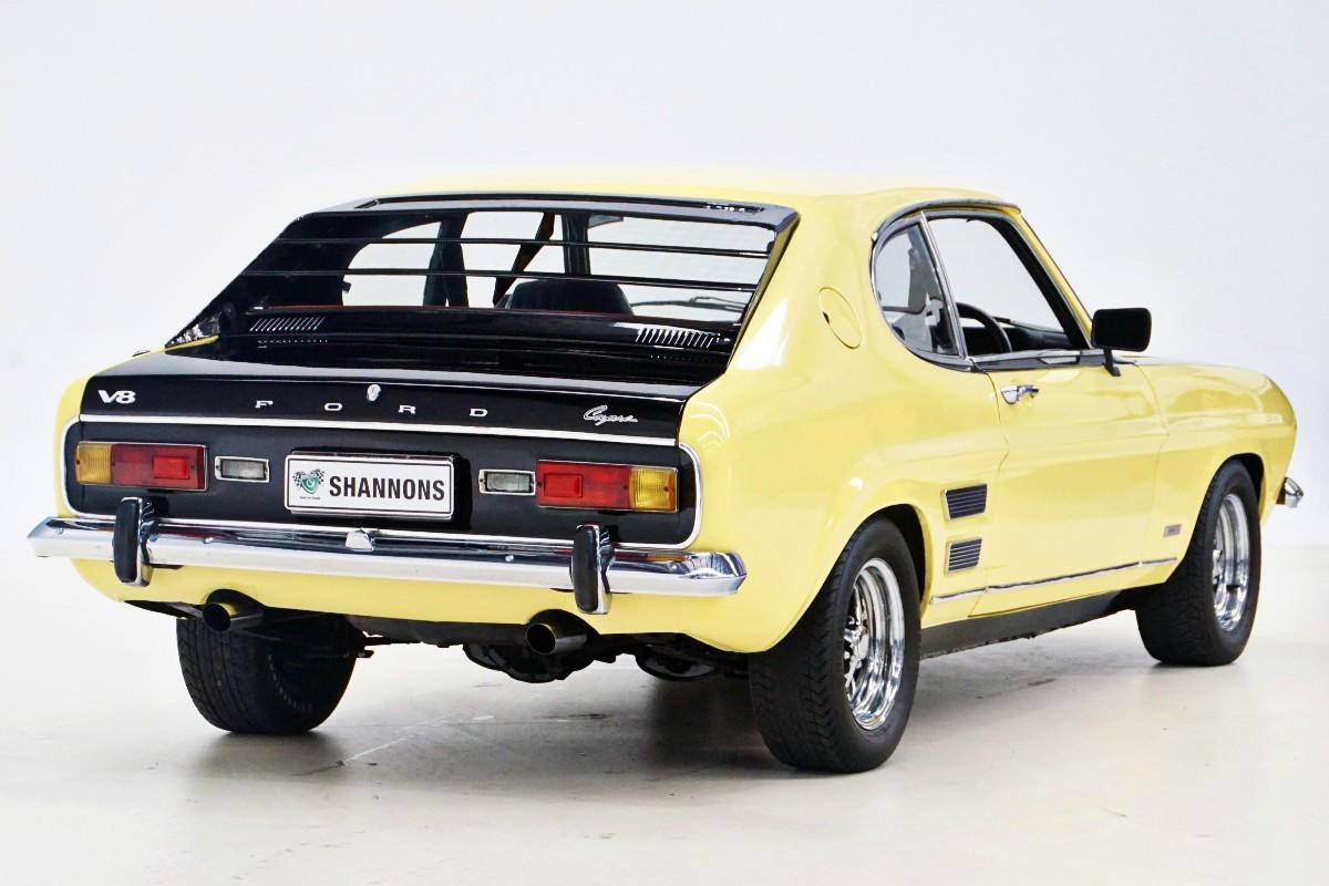 1972 Ford Capri V8 Perana 55
