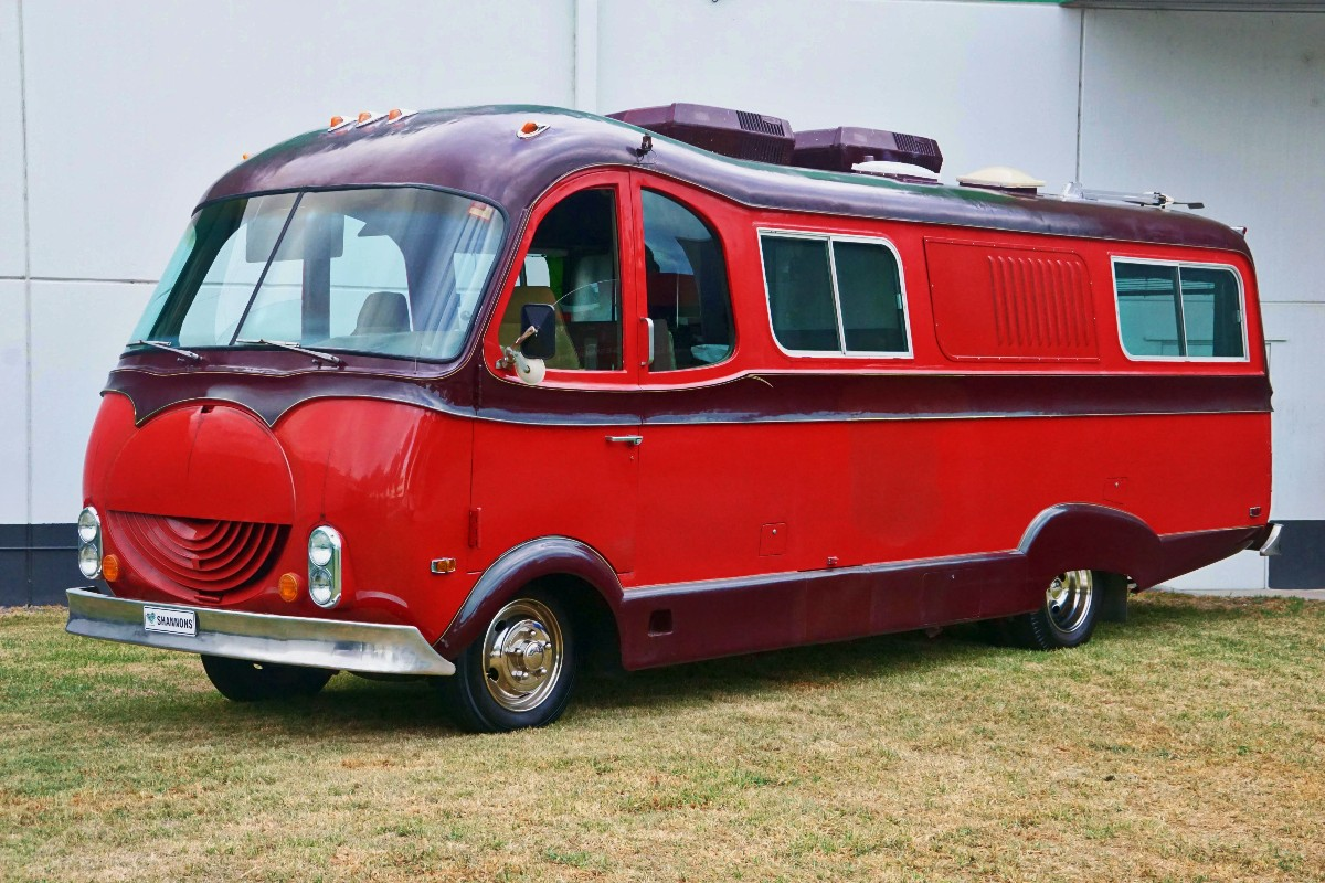 1975 Dodge DayStar St Tropez motorhome 17