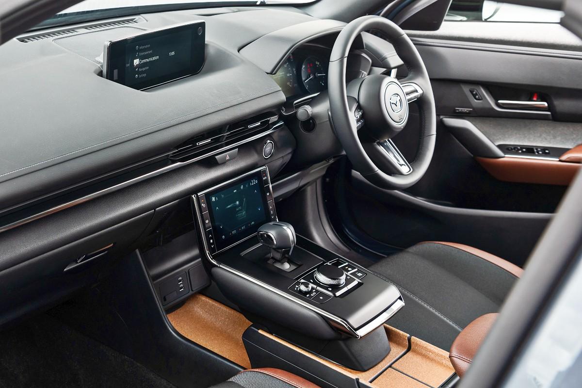 2020 Mazda MX 30 14