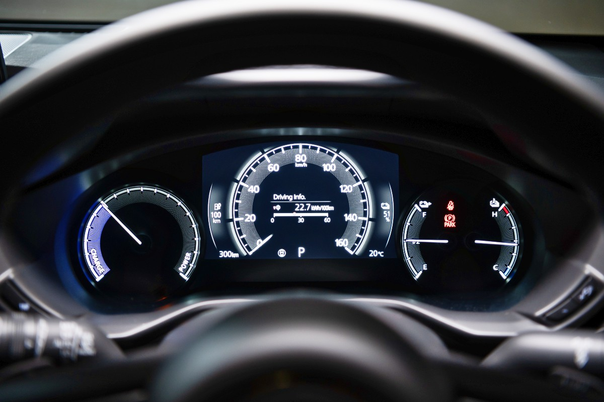 2020 Mazda MX 30 5