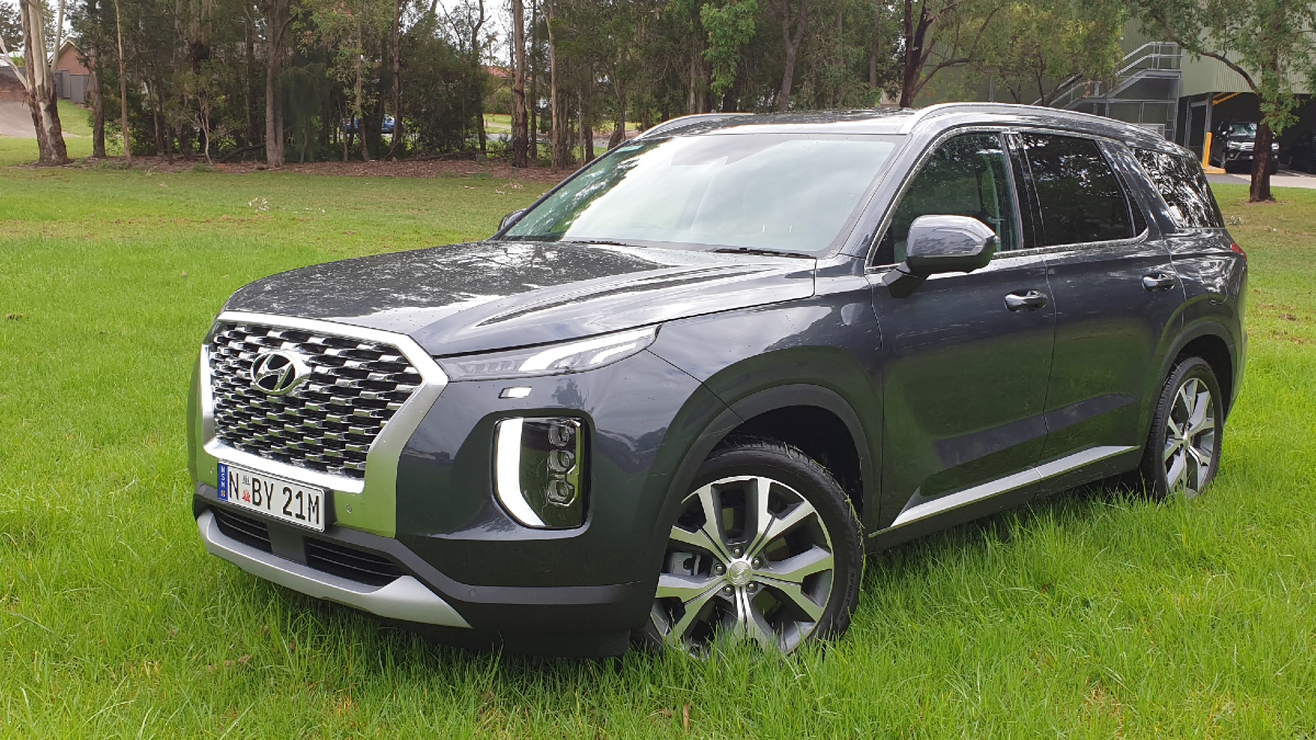 2021 Hyundai Palisade Highlander 1