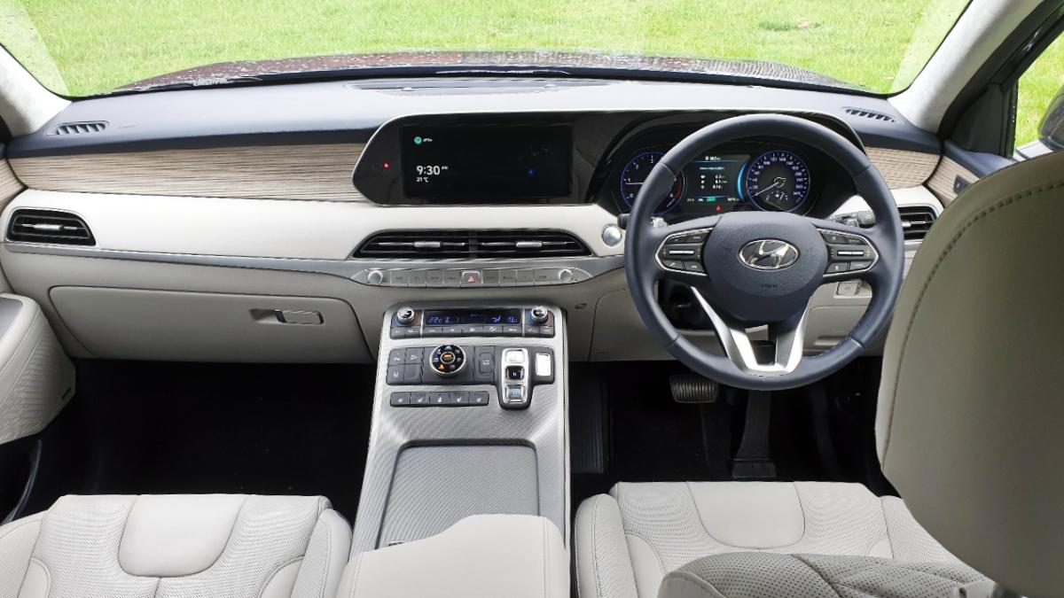 2021 Hyundai Palisade Highlander 12