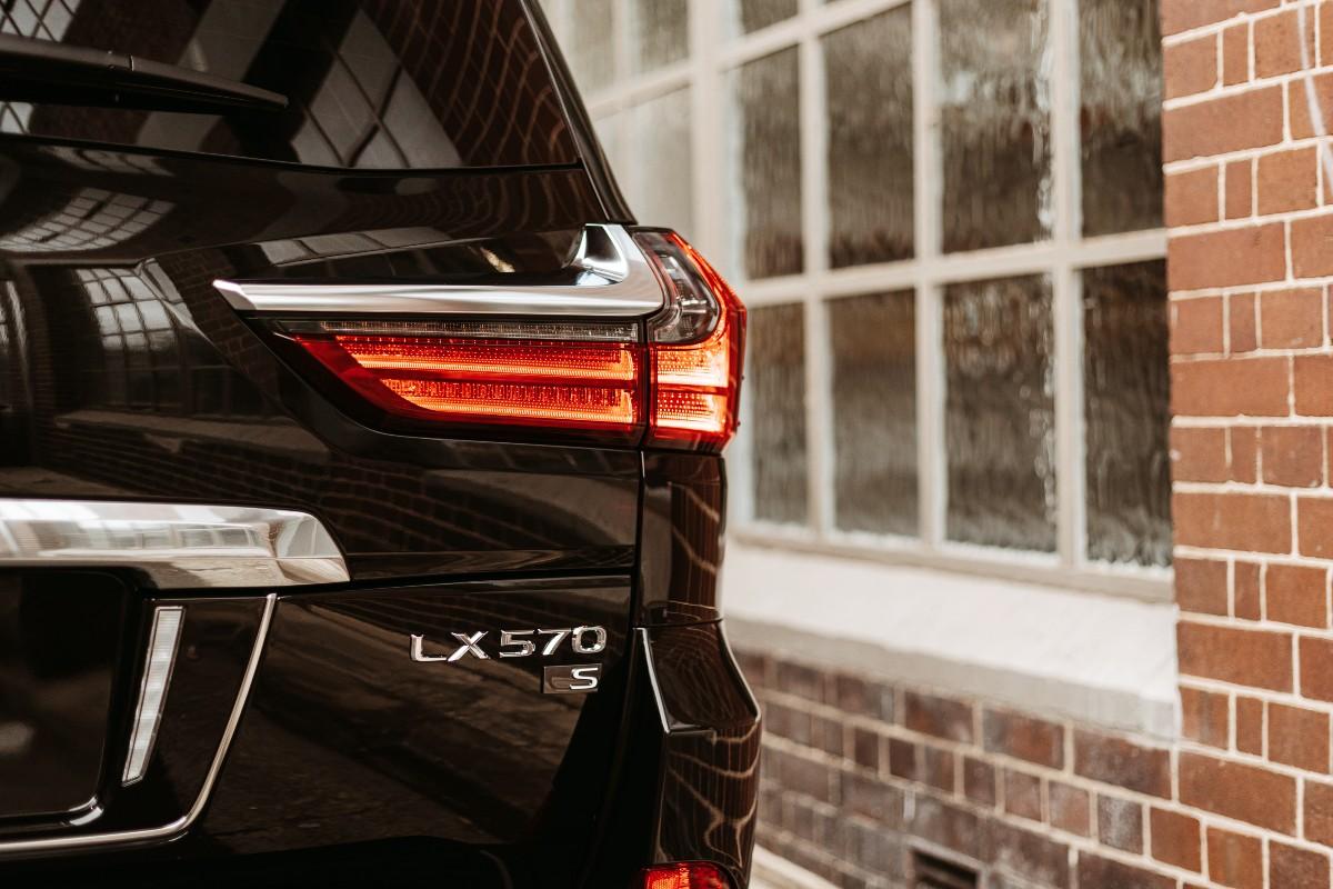 2021 Lexus LX 570 S 5