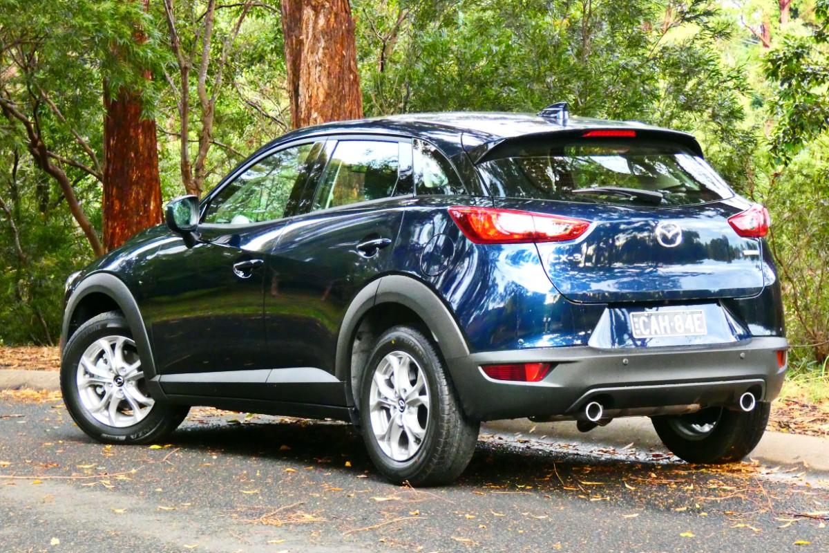2021 Mazda CX 3 Maxx Sport 4