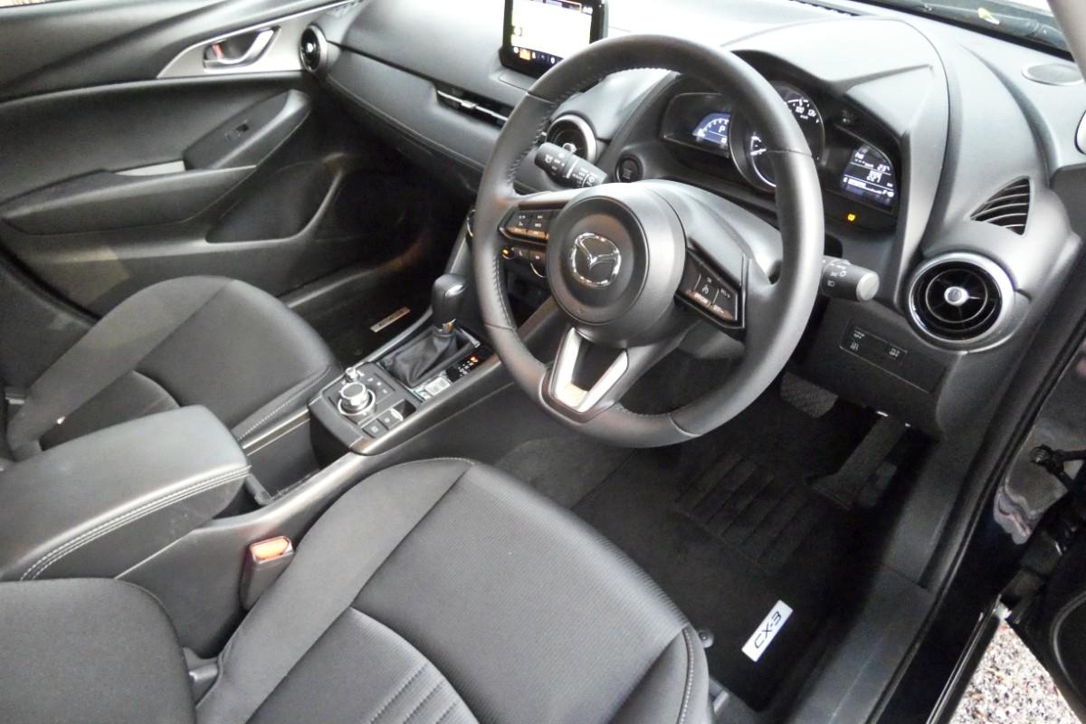 2021 Mazda CX 3 Maxx Sport 6