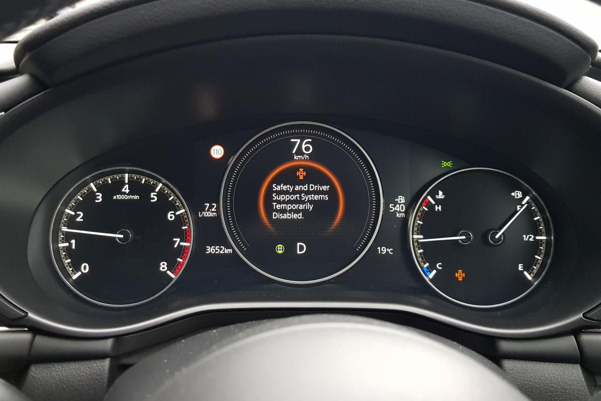 2021 Mazda3 GT sedan 10