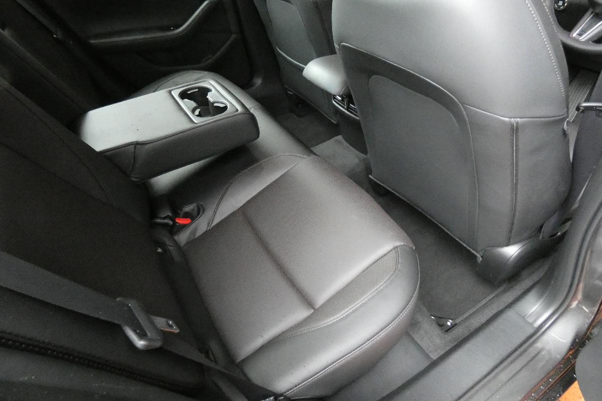 2021 Mazda3 GT sedan 2