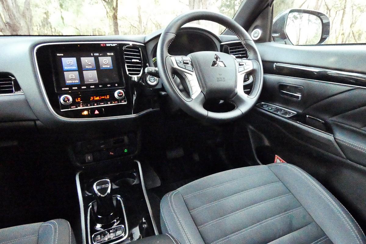 2021 Mitsubishi Outlander PHEV GSR 5