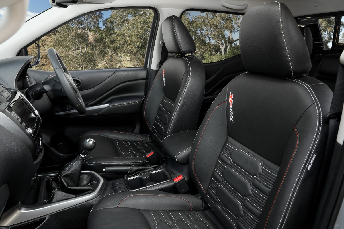 2021 Nissan Navara PRO 4X 7