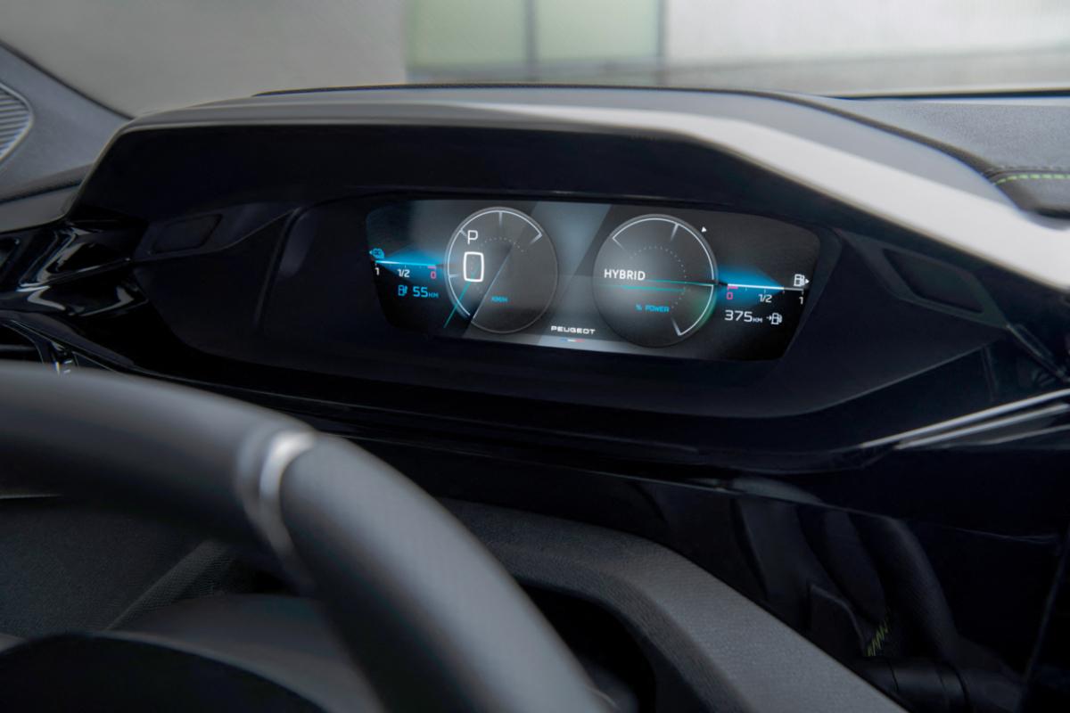 2021 Peugeot 308 10