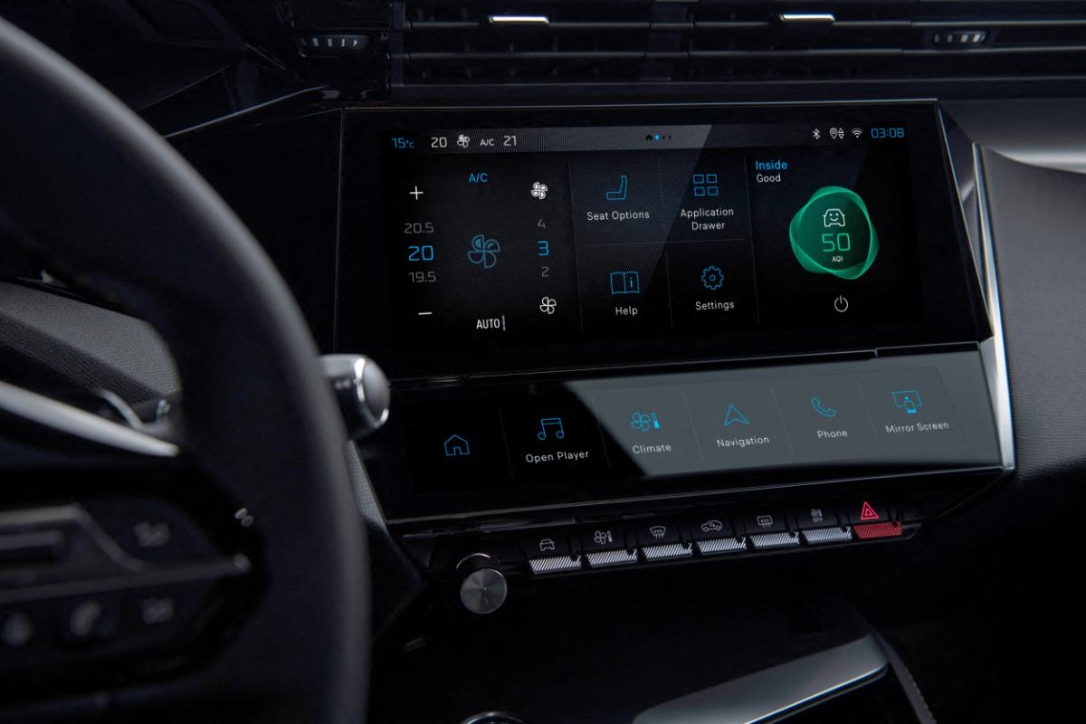 2021 Peugeot 308 11