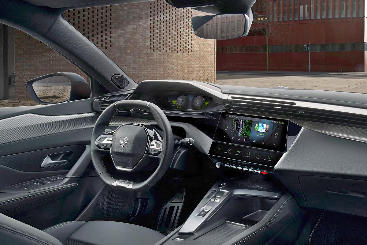 2021 Peugeot 308 7