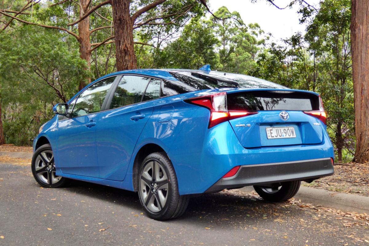 2021 Toyota Prius i Tech 11