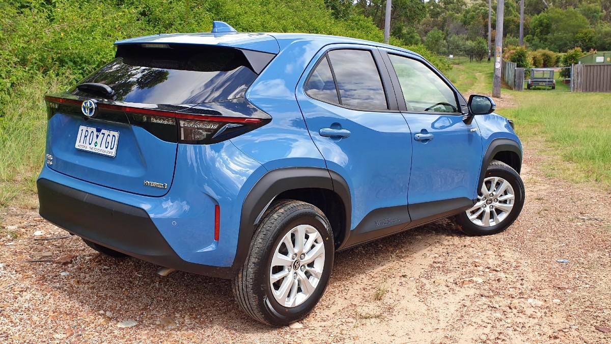 2021 Toyota Yaris Cross Hybrid GXL 2WD 2