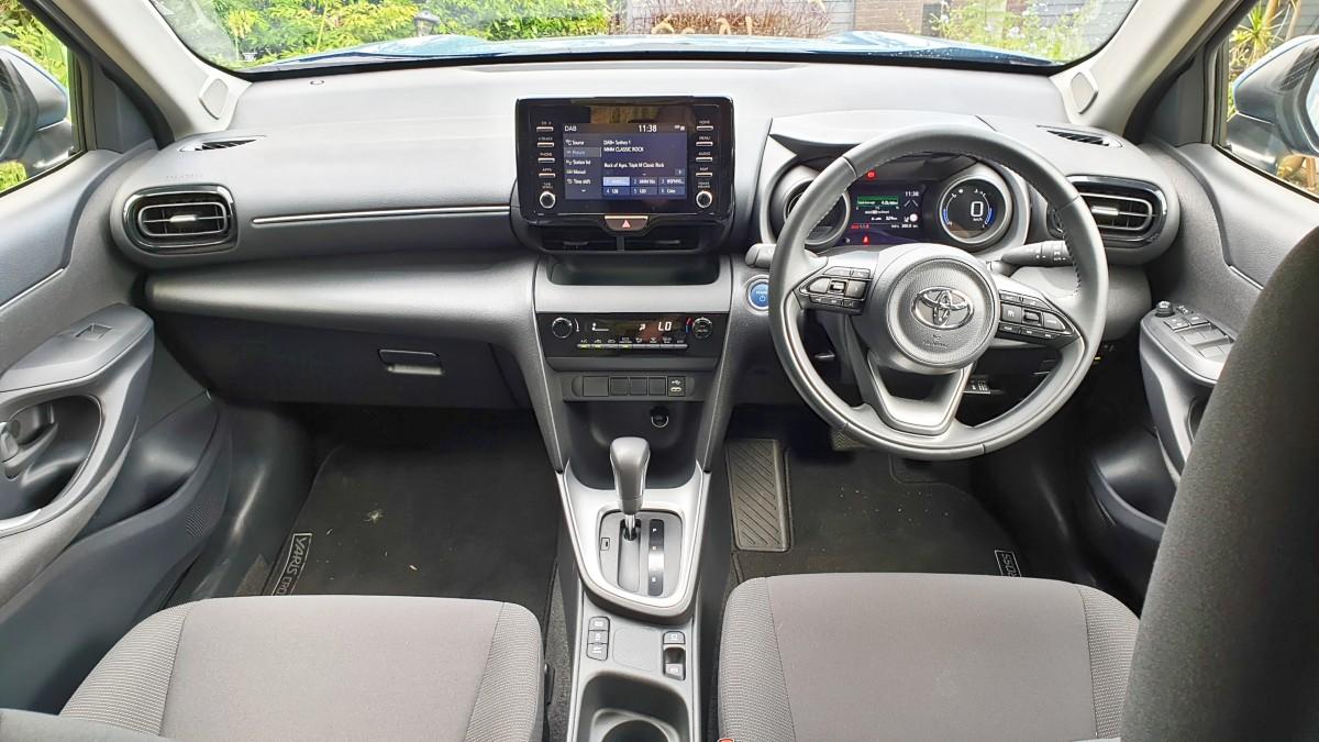 2021 Toyota Yaris Cross Hybrid GXL 2WD 8