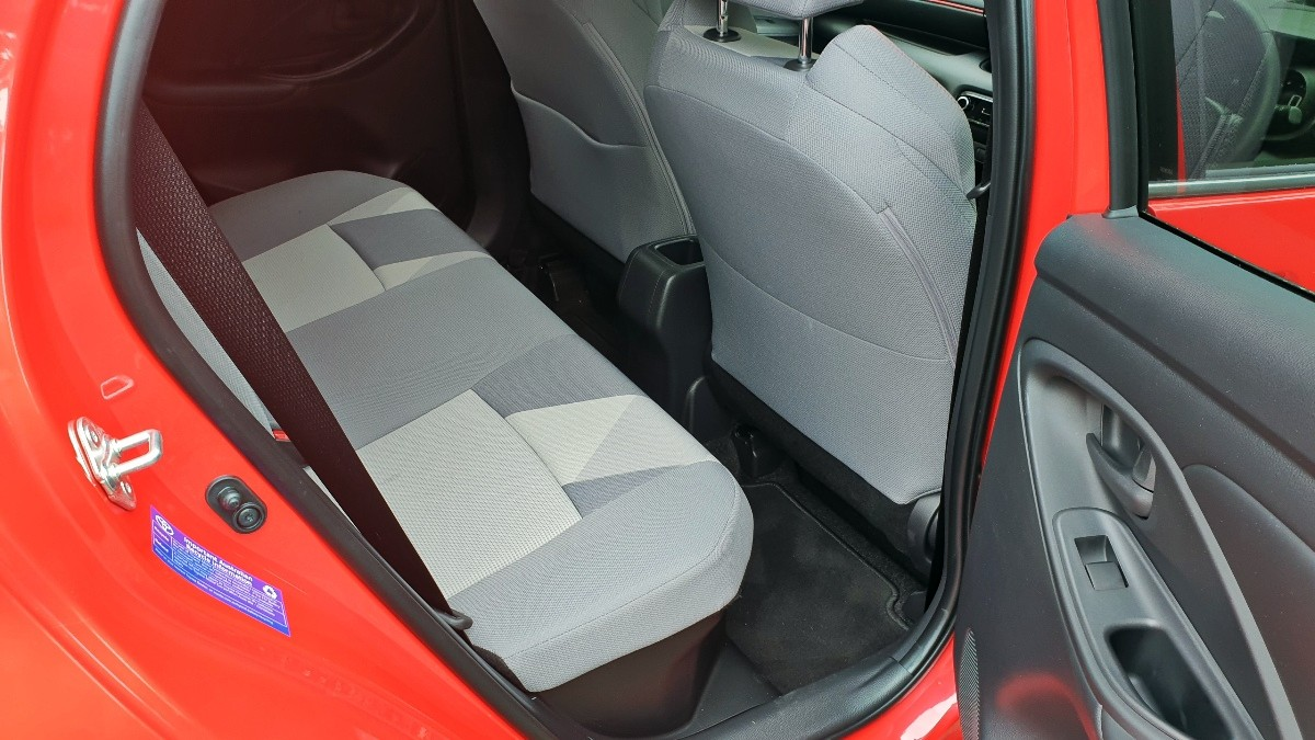 2021 Toyota Yaris Hybrid ZR 2