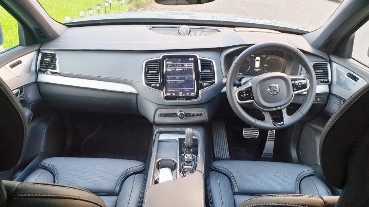 2021 Volvo XC90 Recharge 6