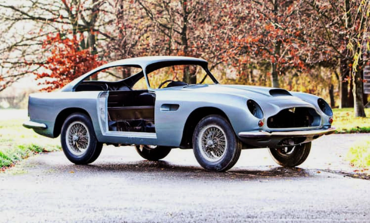 Bonhams Aston Martin