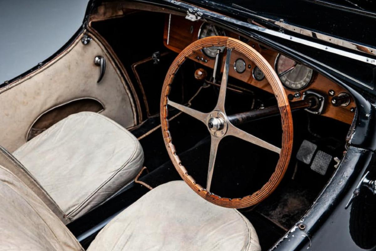 Bonhams Bugatti 1