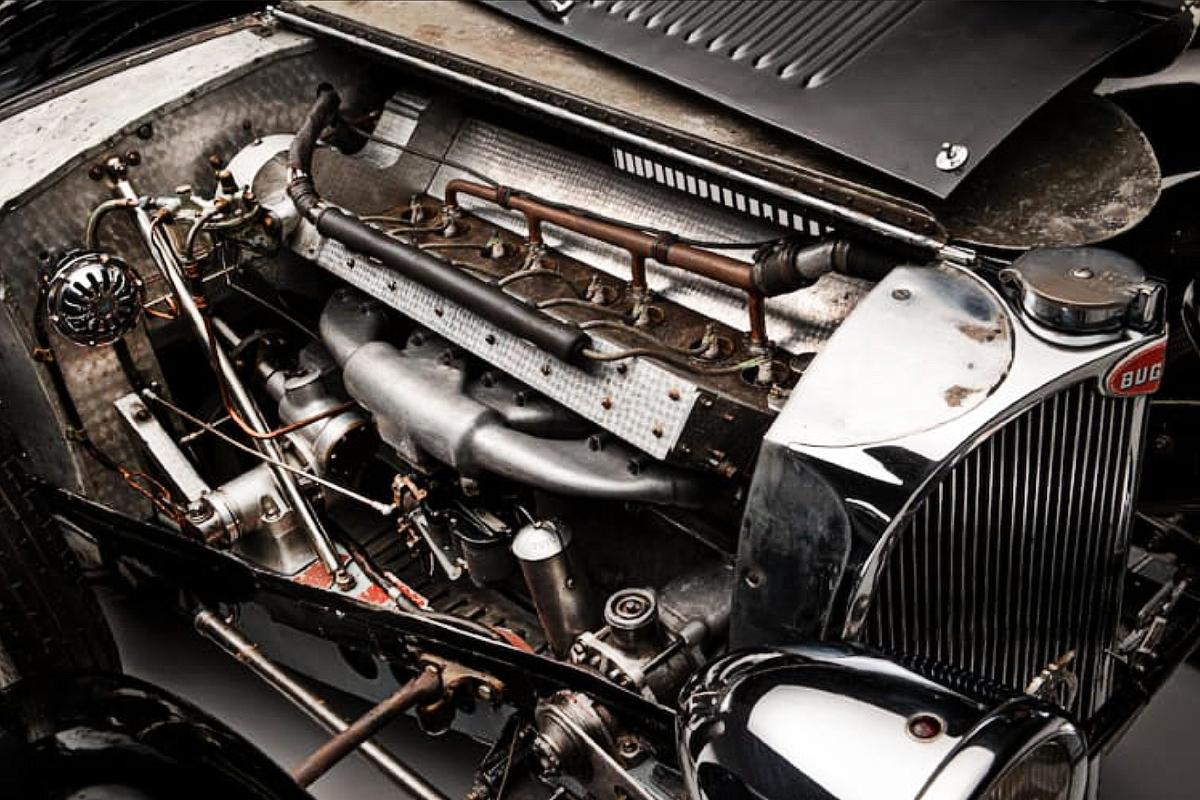 Bonhams Bugatti 3
