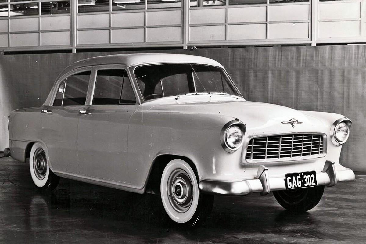 FE Holden prototype