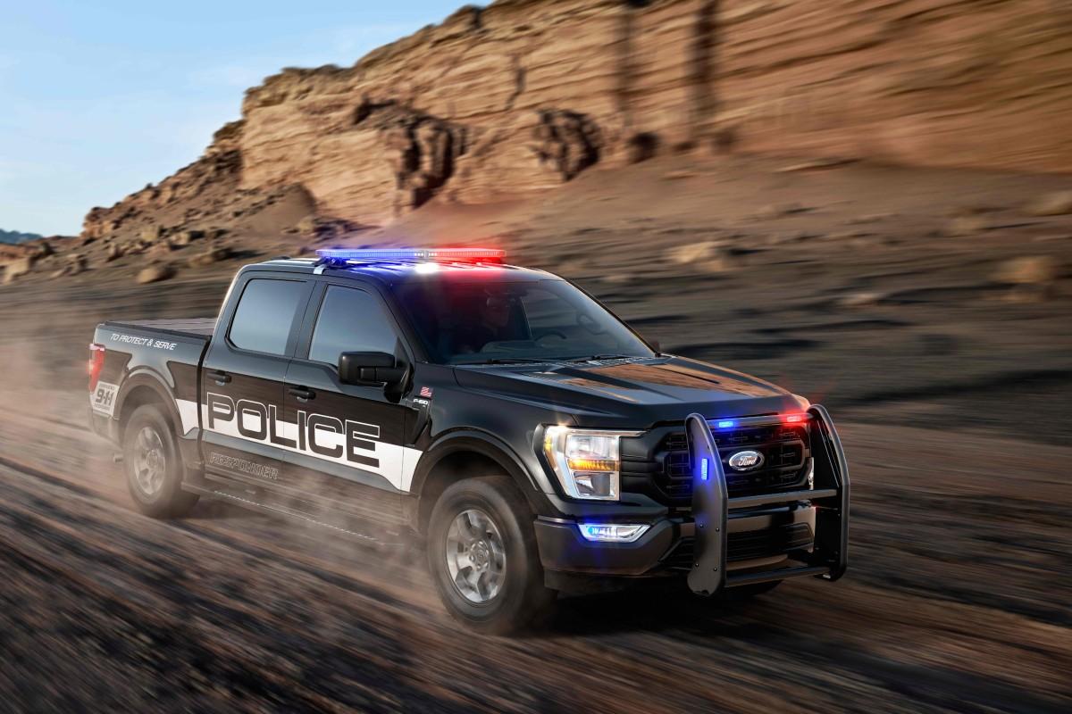 Ford F 150 Police Responder 2